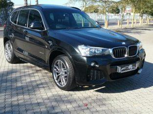 BMW X 3 X Drive 2.0D M Sport 2016