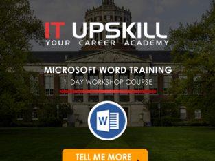 MicrosoftWord 365/2019 WORKSHOP