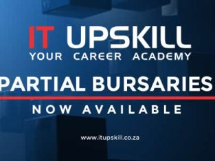 Partial Bursaries – Now Available