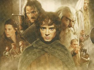 Lord of the Rings – The Fellowship of the Ring DVD (2-Disc Set)