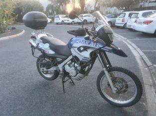 BMW F650GS Dakar