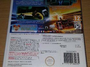 Nintendo Wii game Tron evolution battle grids DVD game