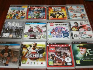 Playstation 3 with 22 Games