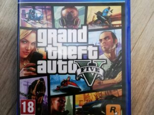 Gta V for ps4 R350
