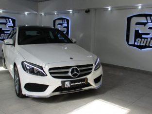 Mercedes C200 AMG Line Auto