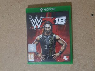 WWE 2K18 Xbox One For Sale/Trade