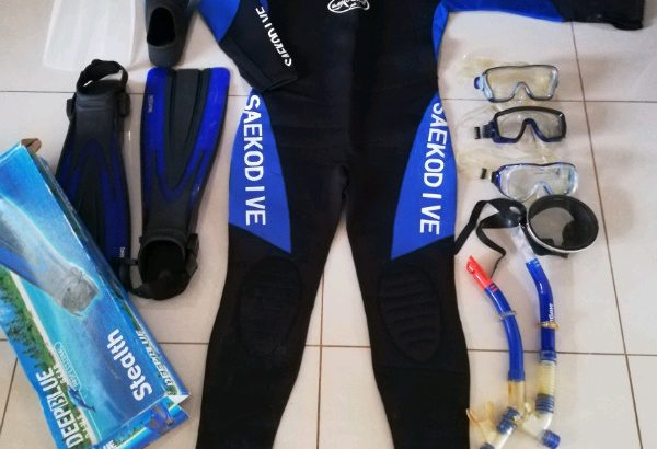 Snorkel Gear for Sale!