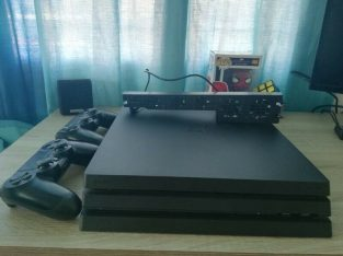 PS4 Pro For Sale (Perfect for lockdown)