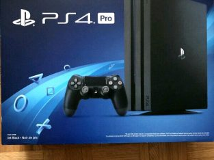 Sony Playstation PS4 PRO 1TB Brand New Sealed, Includes Controller plus Game R5500