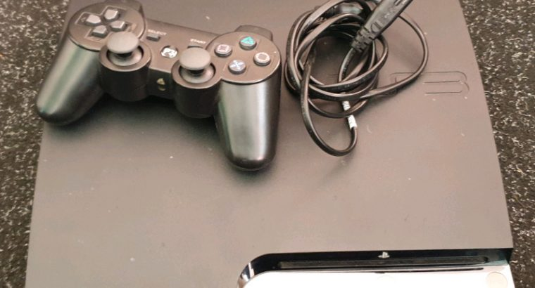 Sony PlayStation 3 for sale