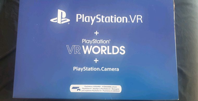 Playstation VR for sale. Excellent condition!!